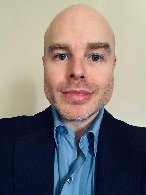 Tiras Buck, Director of Business Development at Amity Digital